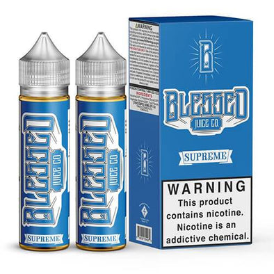 Blessed Juice Co - Supreme - 2x60ml