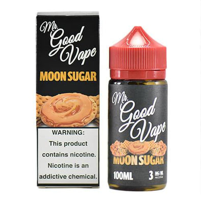 Mr. Good Vape - Moon Sugar - 100ml