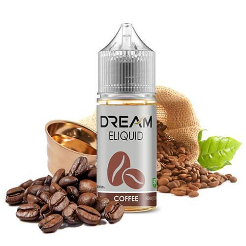 Dream MTL eLiquid - Coffee - 30ml