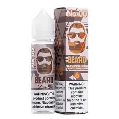 Beard Vape Co. - #00 Sweet Tobaccocino - 60ml