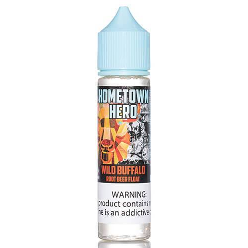 Hometown Hero Vapor - Wild Buffalo - 60ml