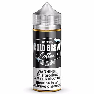 Nitro's Cold Brew - Vanilla Bean eJuice - 100ml