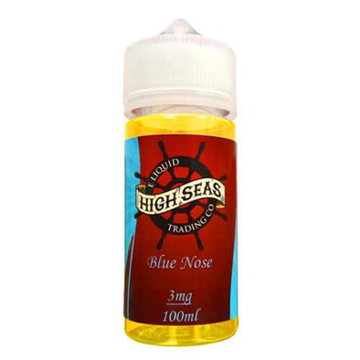 High Seas E-Liquid - Blue Nose - 100ml