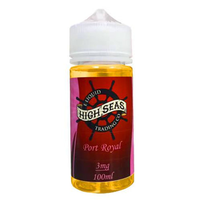 High Seas E-Liquid - Port Royal - 100ml