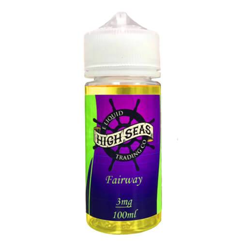 High Seas E-Liquid - Fairway - 100ml