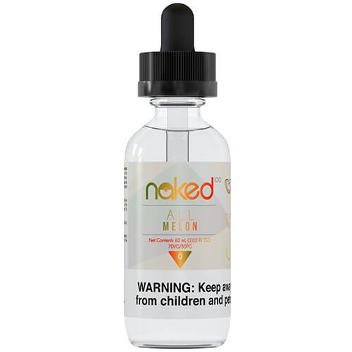 Naked 100 By Schwartz - All Melon - 60ml