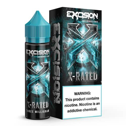 Excision Liquids - X-Rated - 60ml