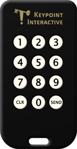 50-Keypad System Featuring 12-Button Keypads