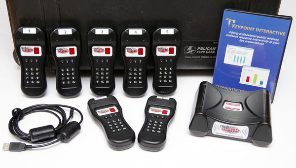50-Keypad System Featuring Reply Worldwide Keypads (Refurbished)