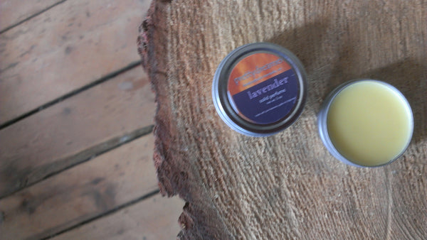 lavender - solid perfume fragrance -body- prettydreamer - 4