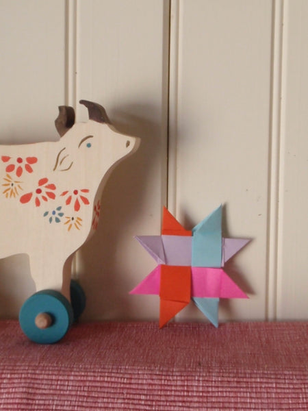 bucolic push toy cow -toys- prettydreamer - 4