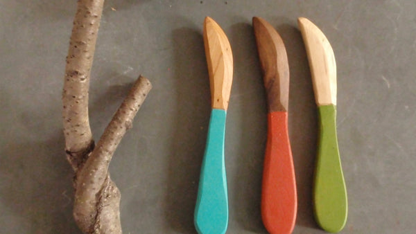 urban farmhouse wood spreader/knives -home- prettydreamer - 5
