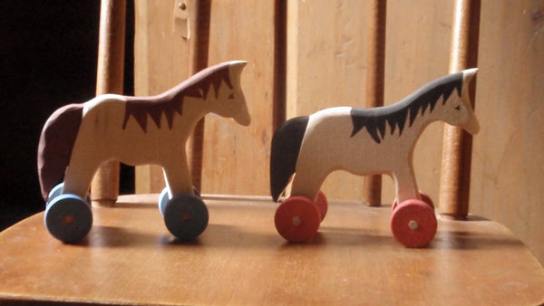 ginger : the push toy horse -toys- prettydreamer - 3