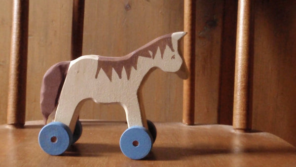 ginger : the push toy horse -toys- prettydreamer - 2