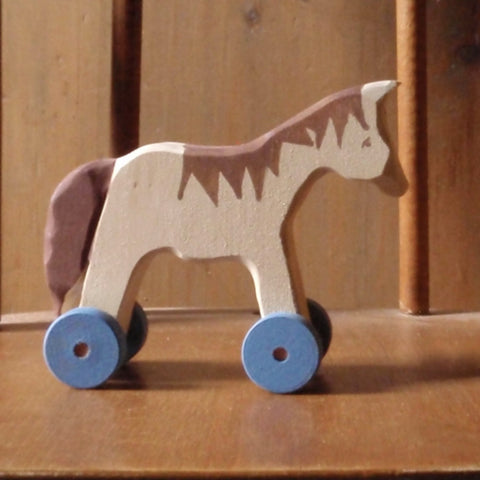 ginger : the push toy horse -toys- prettydreamer - 1
