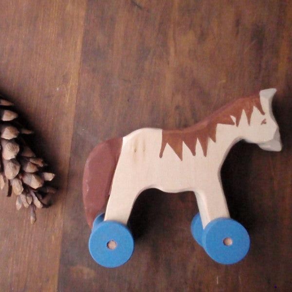 ginger : the push toy horse -toys- prettydreamer - 5