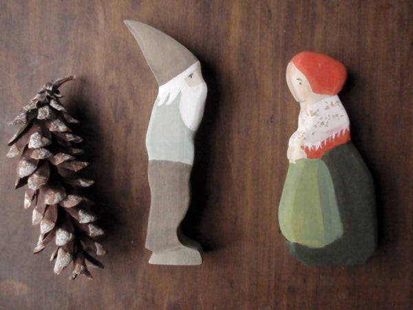 children of the forest family | waldorf doll set -waldorf- prettydreamer - 3