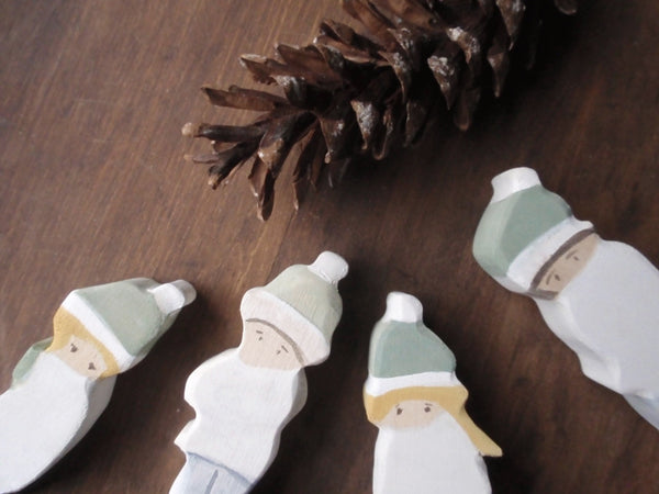 winter in the forest | waldorf figures -waldorf- prettydreamer - 2