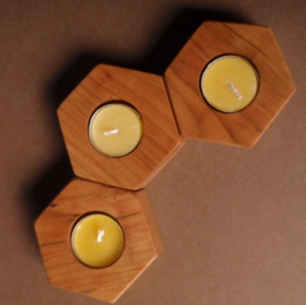 modular chemistry candle holders -home- prettydreamer - 3