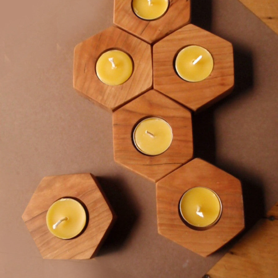 modular chemistry candle holders -home- prettydreamer - 1