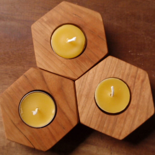 modular chemistry candle holders -home- prettydreamer - 2