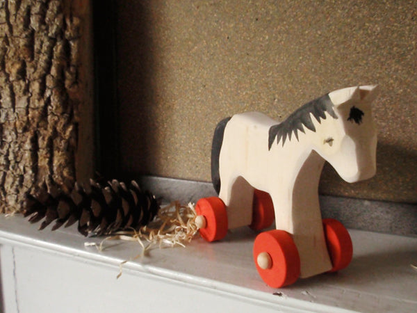 tried and true push toy horse -toys- prettydreamer - 2