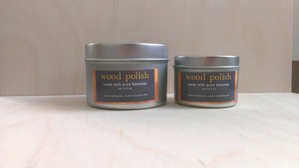 pure beeswax wood polish finish -- prettydreamer - 6