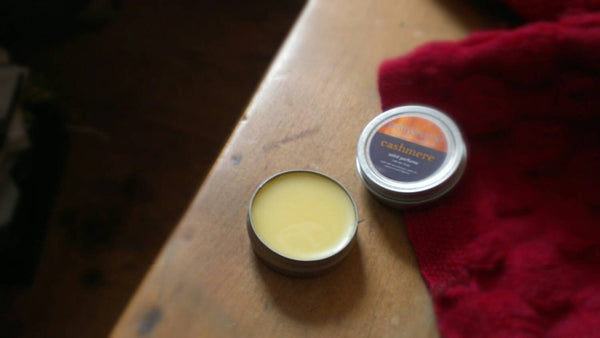 cashmere: solid perfume / fragrance -body- prettydreamer - 2