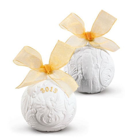Lladro 2015 Christmas Ball