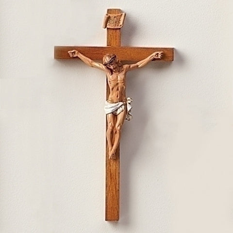 CRUCIFIX  Woodtone
