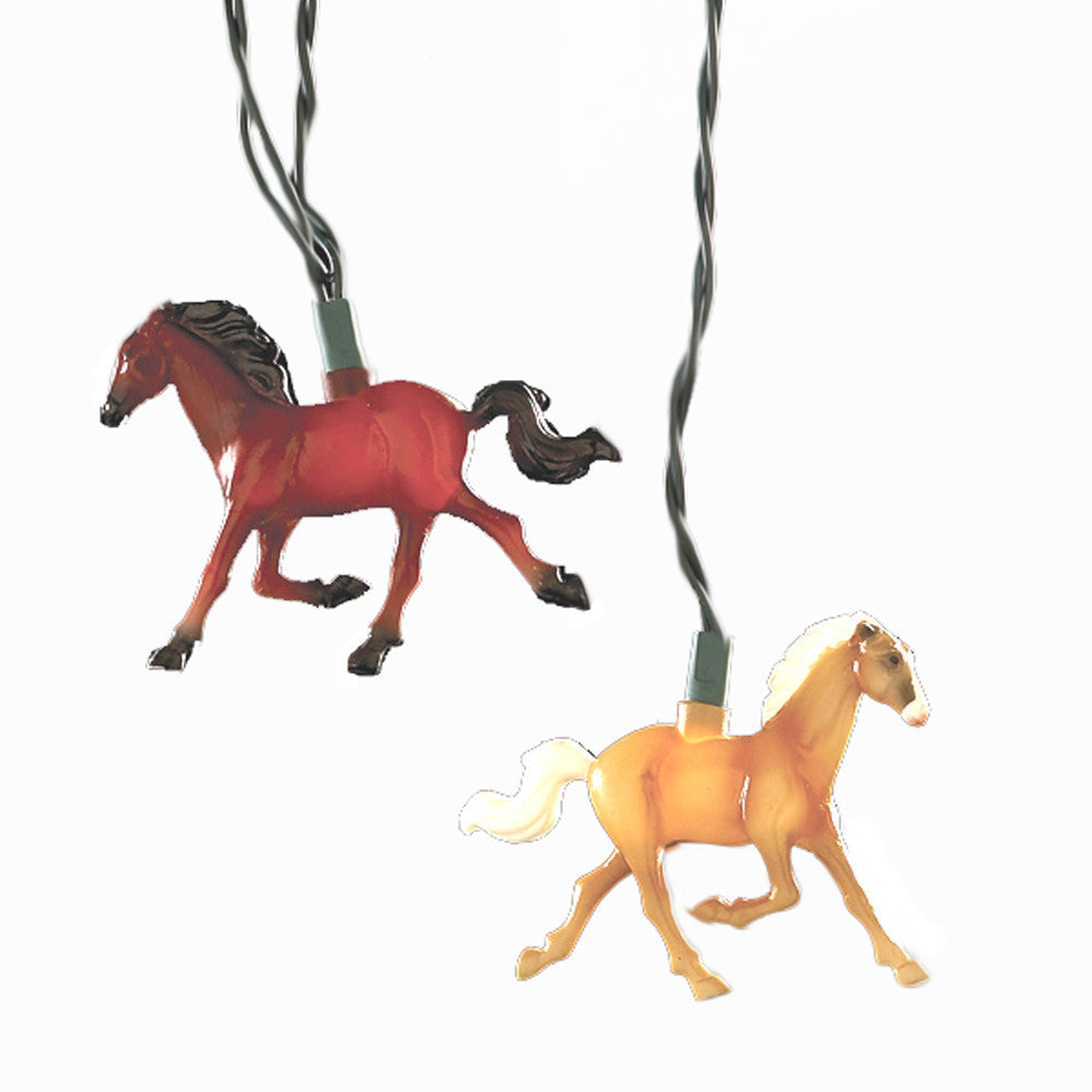 RUNNING HORSE LIGHT SET, 10/ LIGHT