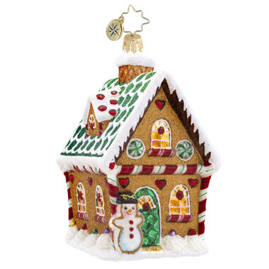 Sweet Ginger Cottage, Gingerbread
