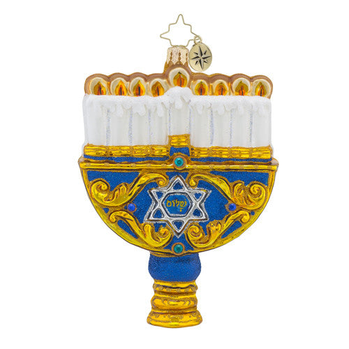 Light the Lights, Menorah