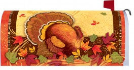 Happy Thanksgiving Mailbox Cover