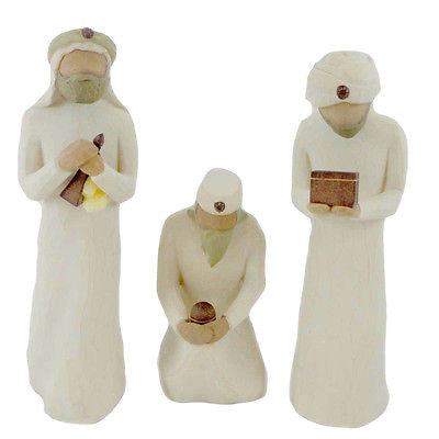 The Three Wisemen for the Nativity