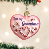 OLd World GRANDMA HEART