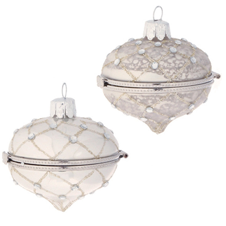 KISMET BOX ORNAMENTS