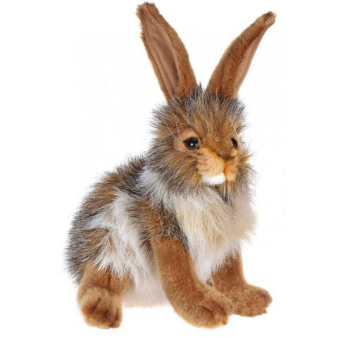Hansa Black Tail Rabbit Medium