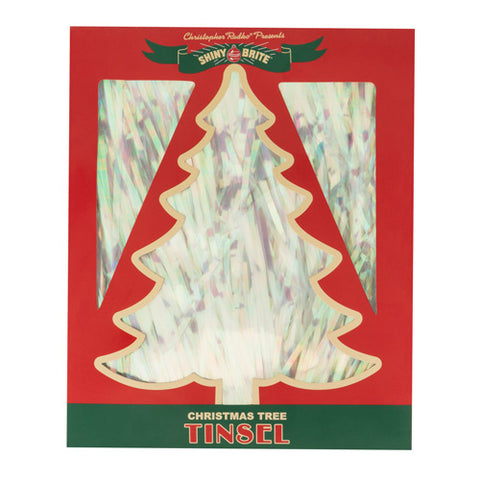 "Radko, Holiday Splendor 1000 Strand 18"" Iridescent Tinsel Icicles, 4027729"
