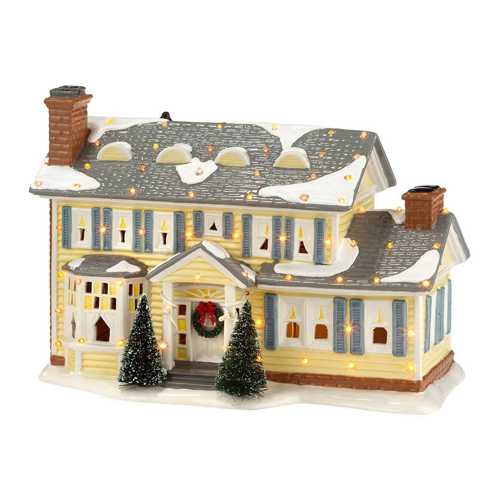 Christmas Vacation,  The Griswold Holiday House, Snnow Village, 4030733