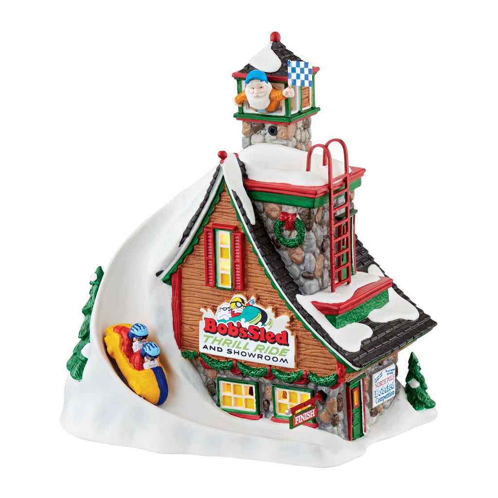 North Pole Bob's Sled Thrill Ride, 4044838