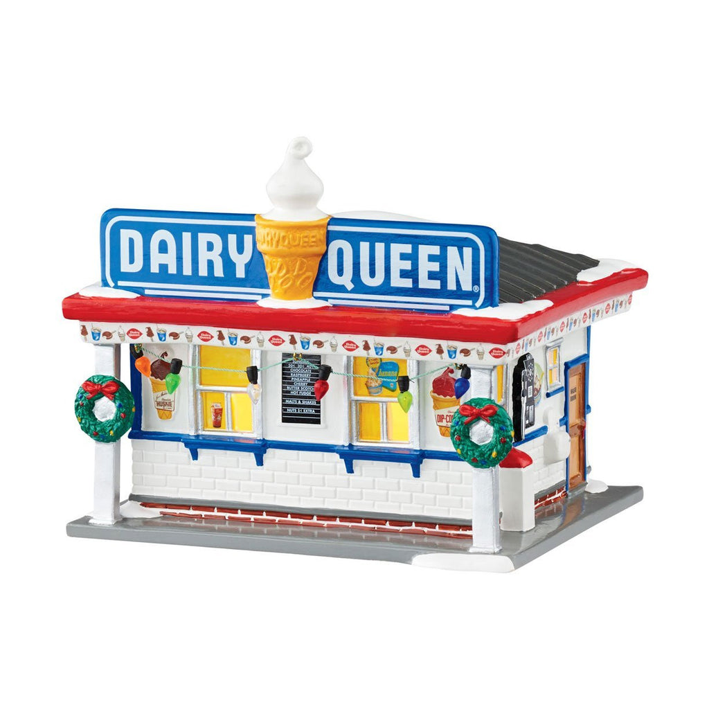 Dairy Queen®, Snow Village, 4044855