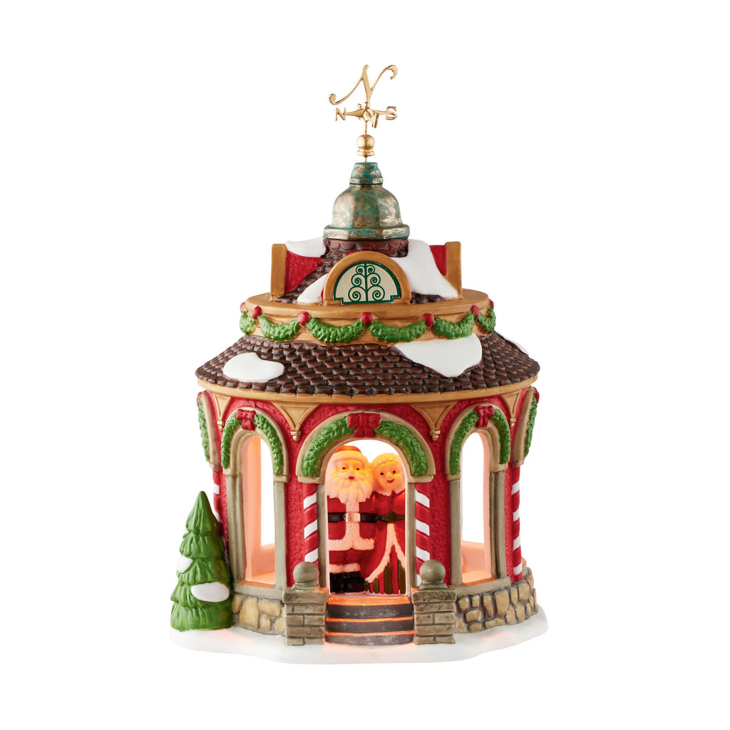 Anniversary Gazebo, North Pole