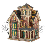 Halloween Village Ghastly's Haunted Villa
