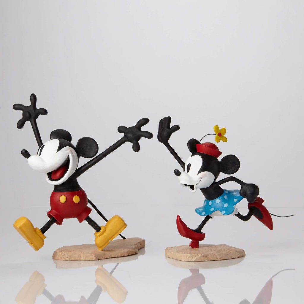 Mickey & Minnie Color Maquette