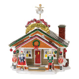 The Nutcracker House, Snow Village, 4056678