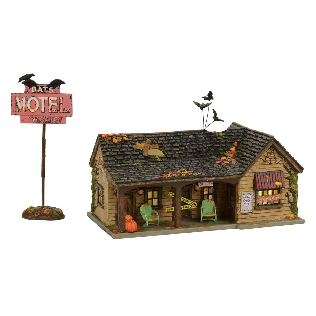 Bat's Motel, Halloween Village, 4056705