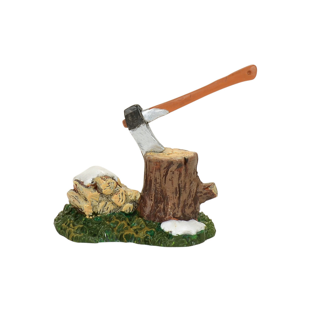 VA, Woodland Firewood, 4057598, Department 56