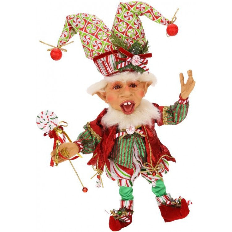 Peppermint Dreams Elf, Medium
