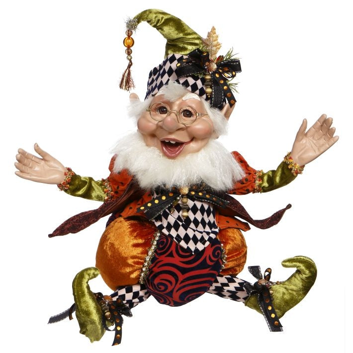 Pumpkin Pie Elf, Medium